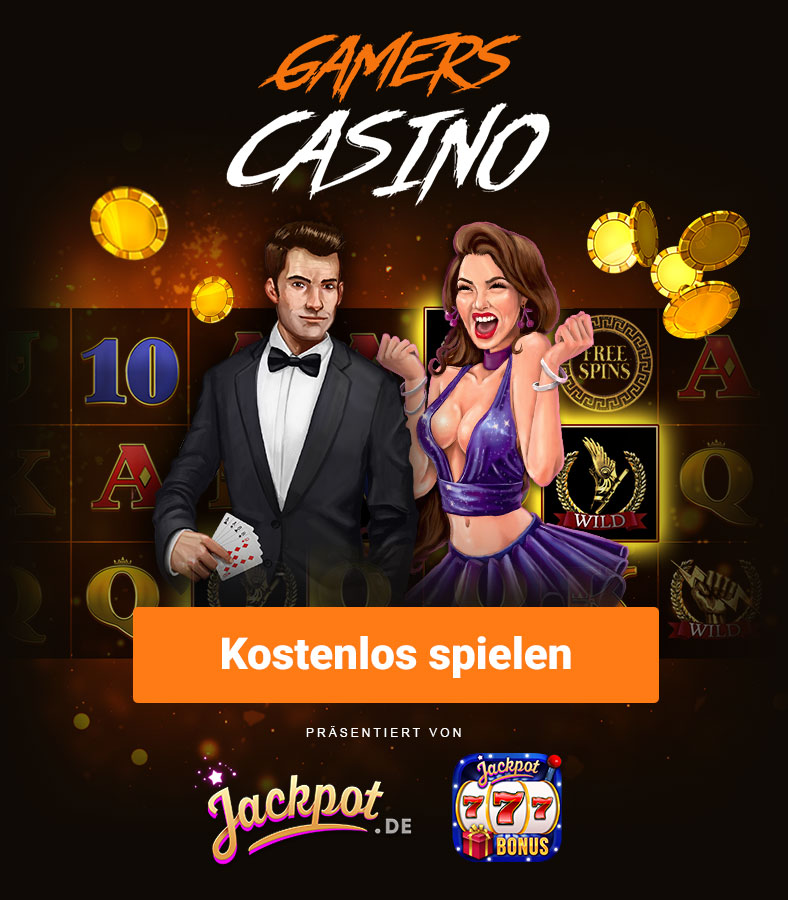 Teaserpage Gamer Casino